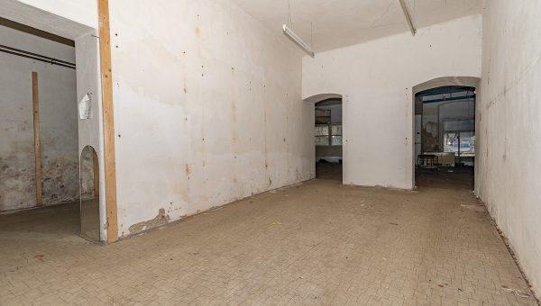 Prodej haly u Havlickova Brodu