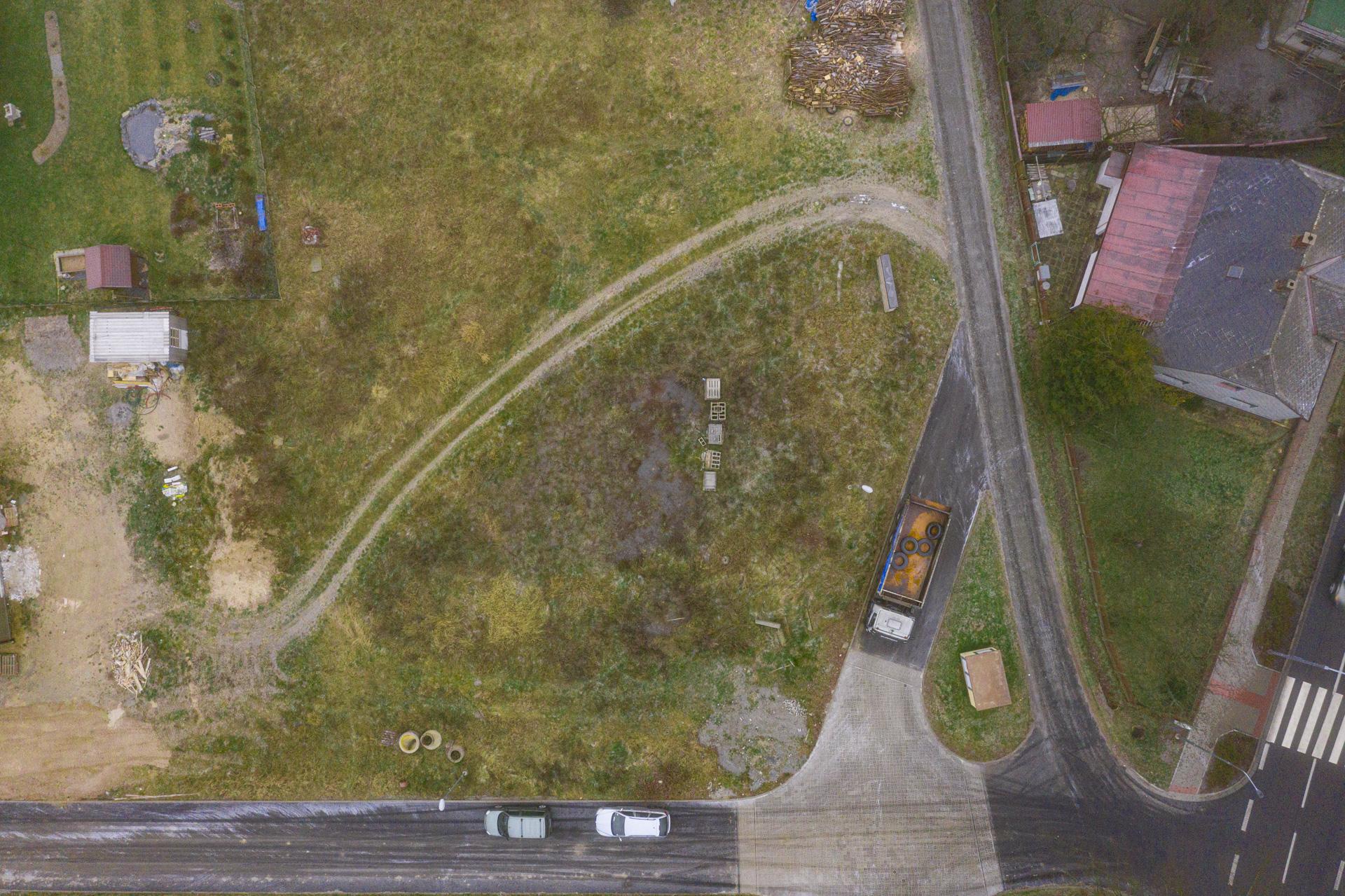 Prodej stavebniho pozemku u Hlinska